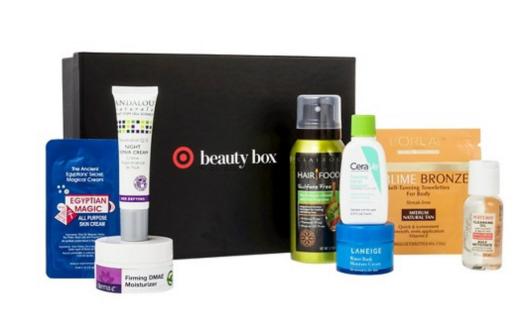 Target May 2016 Beauty Box