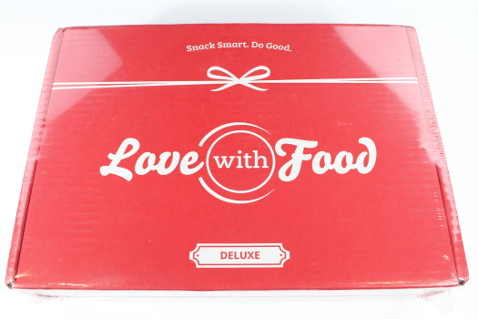 Love with Food Deluxe Box.