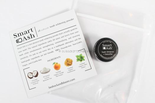 Bedrock & Bloom Smart Ash