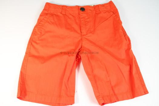 Orange Shorts from Arizona Jean Co