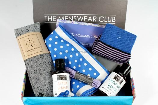 The Menswear Club June 2016 Review