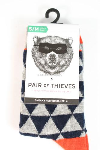 Pair of Thieves Sneaky Performance Socks