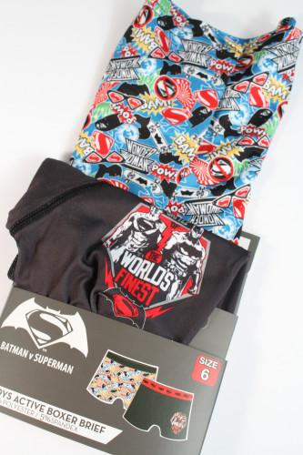 Handcraft Boxer Briefs Batman v Superman