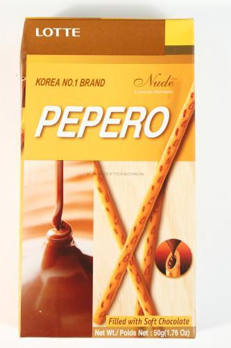 Lotte Nude Pepero