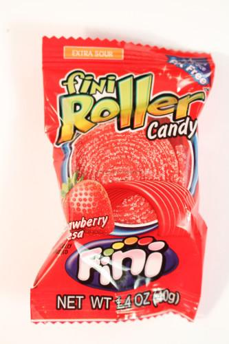 Fini Roller Strawberry Candy