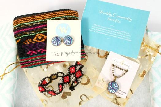 WorldlyBox Subscription Box Review