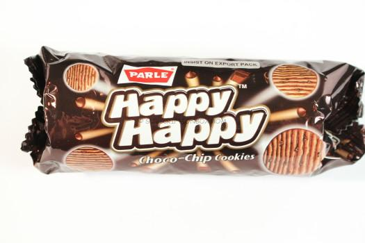 Parle Happy Happy Choco-Chip Cookies