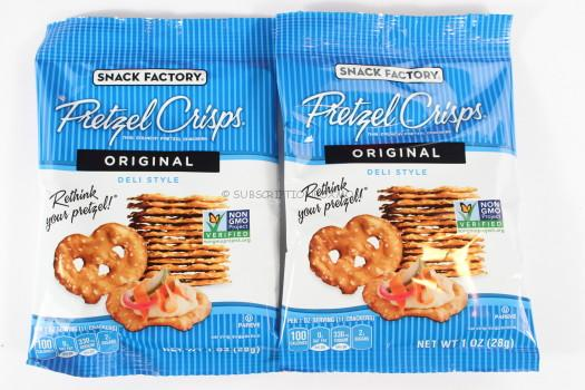 Snack Factory Pretzel Chips - Original