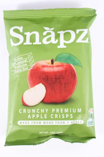Snapz Crunchy Premium Apple Crisps