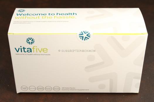VitaFive Box
