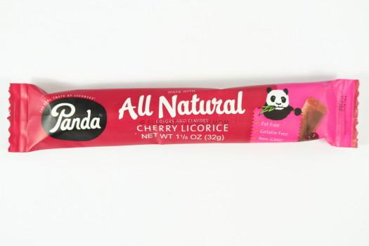 Panda All Natural Cherry Licorice