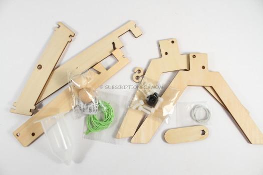 pendulum parts