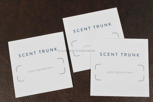 Scent Testers