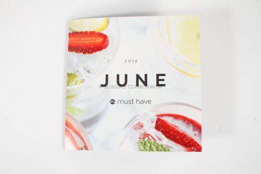June Popsugar Box
