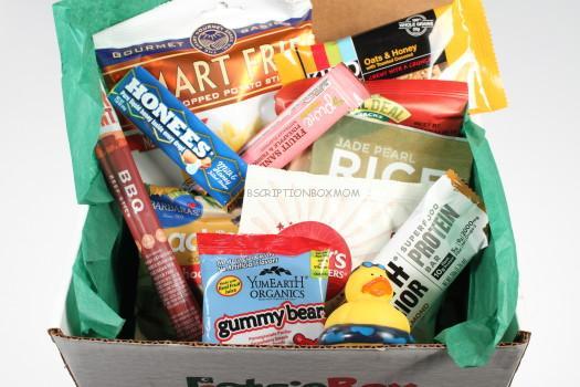EatsieBox June 2016 Review