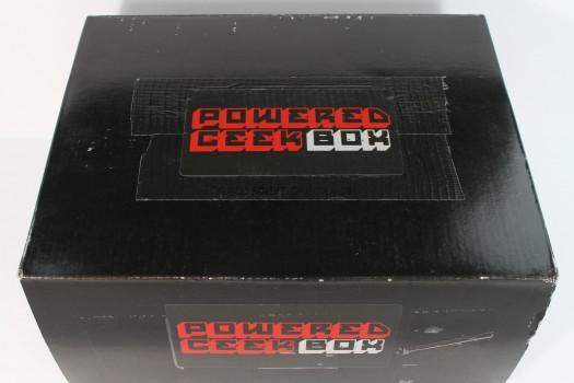 Powered Geek Box