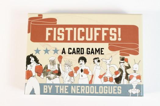 Fisticuffs - A Card Game