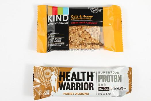 Kind Bar and Health Warrior