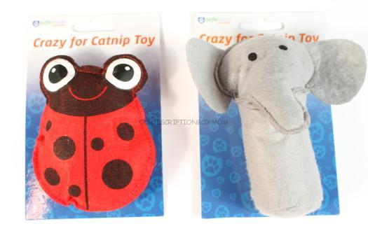 Safemade Ladybug and elephant