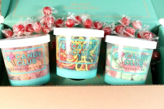 Candy Club June 2016 Review