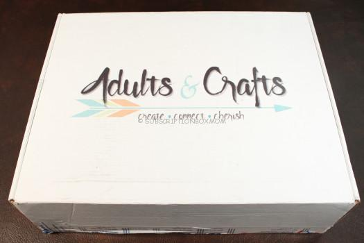 Adults & Crafts Box