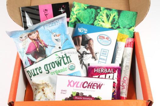 Bulu Box June 2016 Review