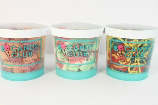 Candy Club packaging