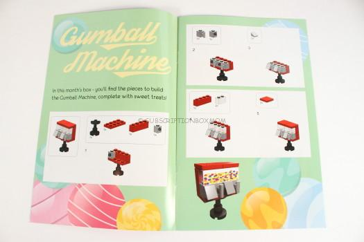 Gumball Machine Instructions