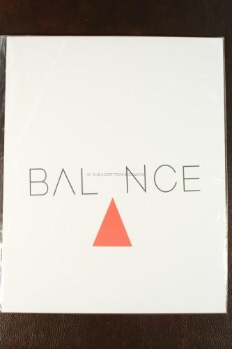 Balance Print from Beholden Prints