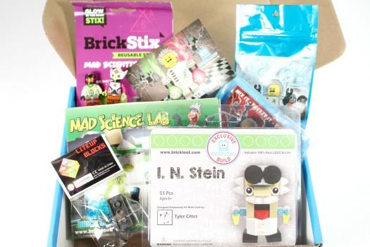 Brick Loot June 2016 Review