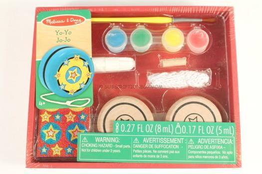 Melissa and Doug Create A Craft Yo Yo