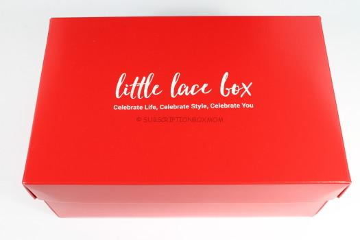 Little Lace Box