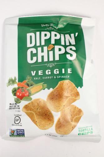 Party -Tizers Veggie Dippin' Chips