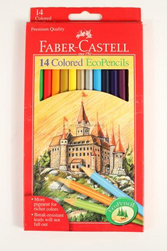 Faber-Castell Colored EcoPencils