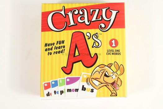 Crazy A's Card Game by Wiggity Bang Games