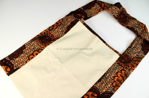 Kitenge Tote by Wildlife Works