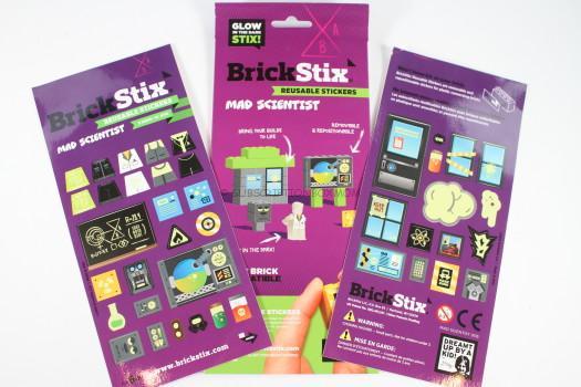 BrickStix Mad Scientist