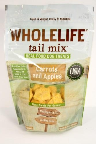 Whole Life Tail Mix Carrot and Apples