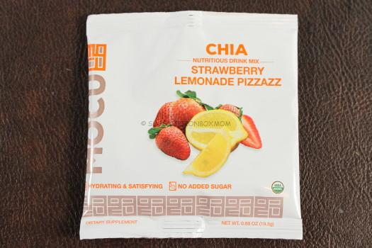 Mocu Strawberry Lemonade Pizzazz Mix