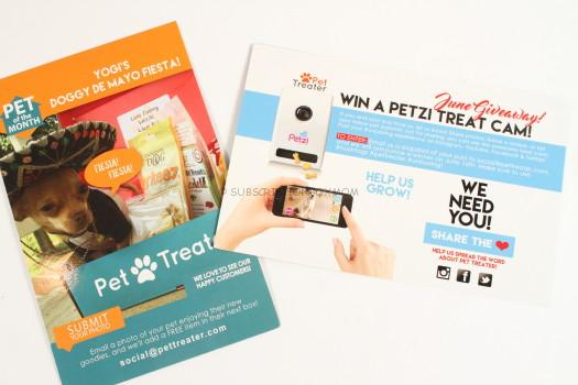 Pet Treater Giveaway