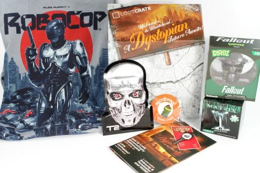 Loot Crate June 2016 Review