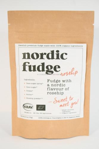 Nordic Fudge Rosehip Fudge