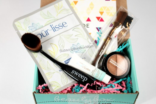 Beauty Box 5 June 2016 Review