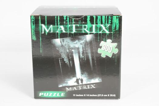 Exclusive The Matrix Puzzle