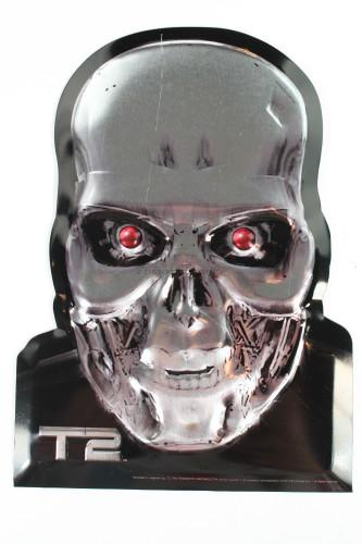 Exclusive Terminator 2 Metal Print