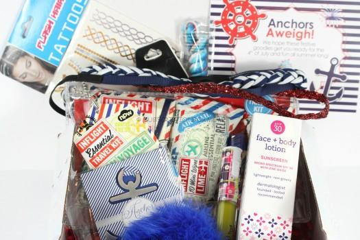 The Boodle Box July 2016 Review