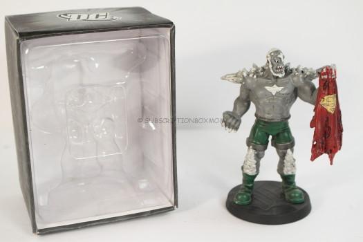 Eaglemoss DC Superhero Figurine Collection Special Edition Doomsday