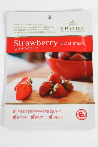 Ipuda Strawberry Mask
