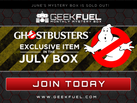 Geek Fuel July 2016 #1