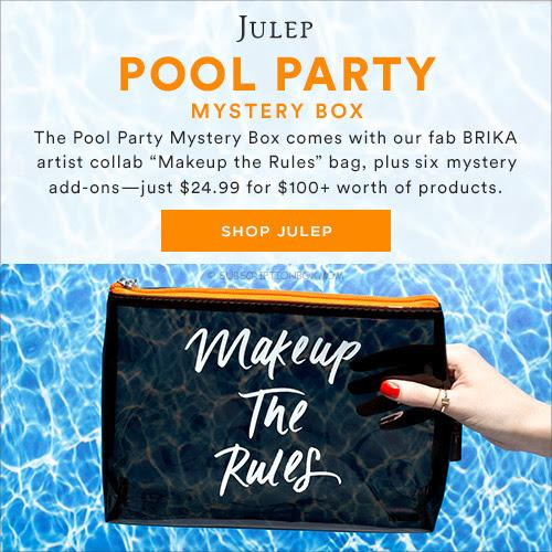 Julep Pool Party Mystery Box